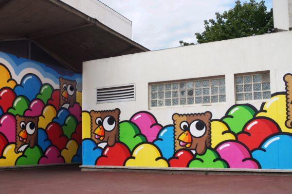 Peinture Birdy Kids - Vitry