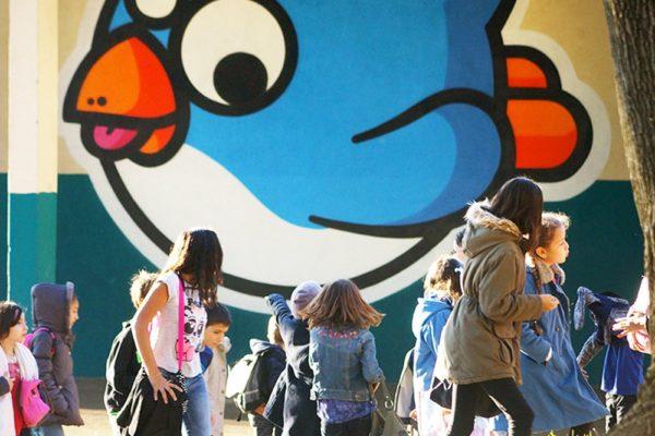 Peinture Birdy Kids - Lyon