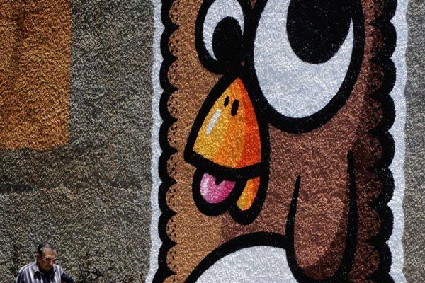 Peinture Birdy Kids - Mexico