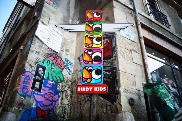 Oeuvre Birdy Kids - Paris